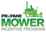 Propane Mower Incentive Program first Compact Tractor