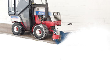 Ventrac Snow Management