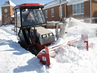 Snow Blower for Ventrac 4200