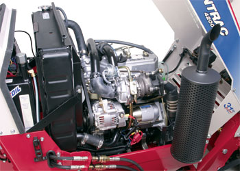 4231 Turbo Diesel Engine