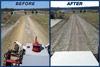 "<a href=""/press/?iid=2060"" class=""presslink"">Enlarge Picture/Press Link</a>Power Rake on Gravel Driveways :: Before and after"