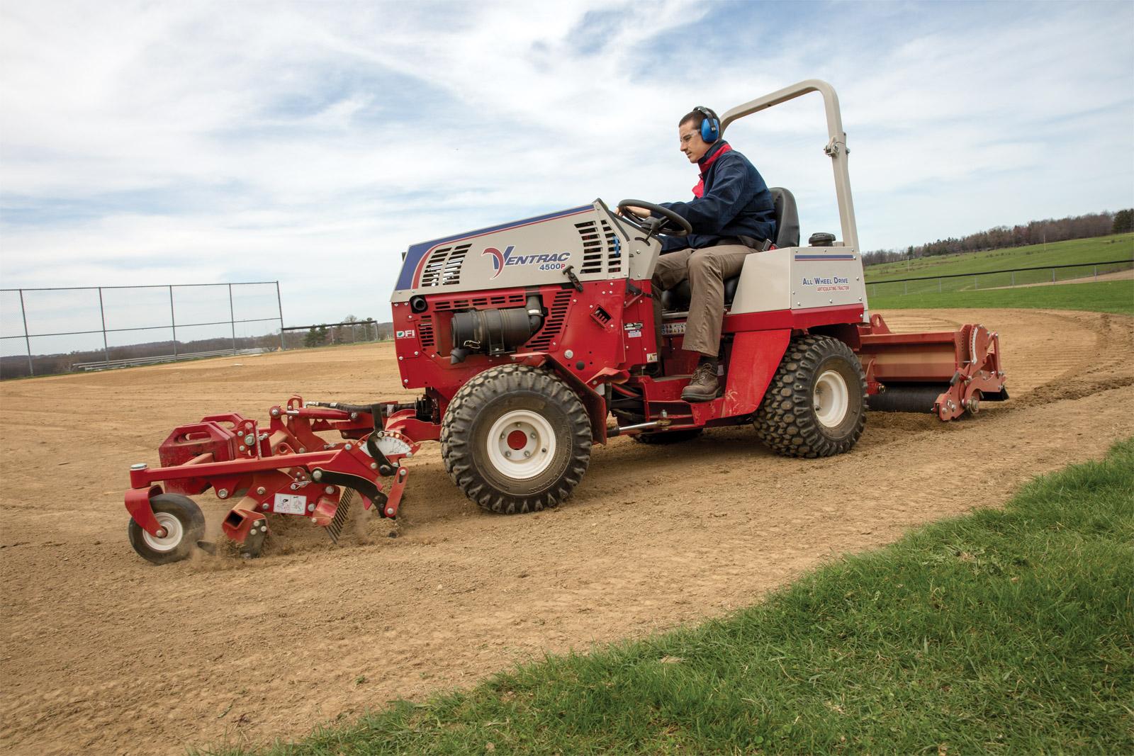 dgdr Tractor