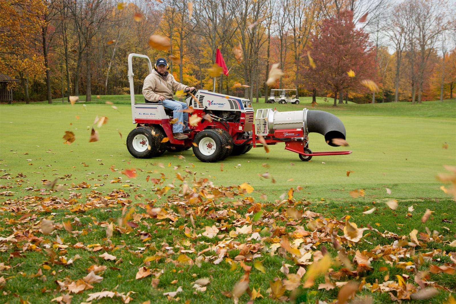 et200 Tractor