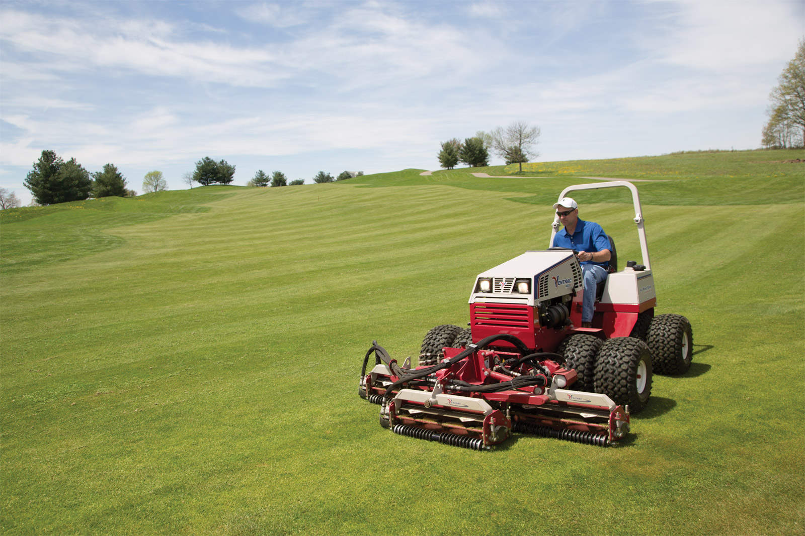mr740 Tractor