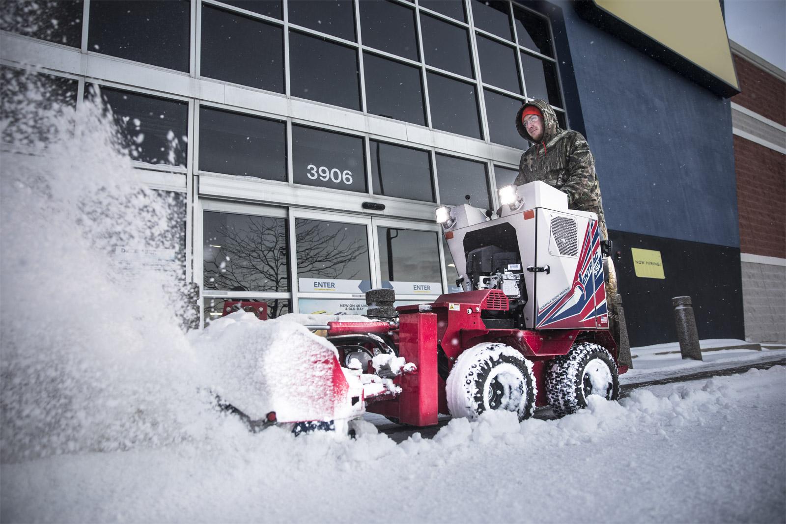 ssv Tractor