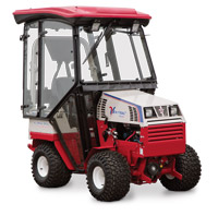 "<a href=""/press/?iid=2030"" class=""presslink"">Enlarge Picture/Press Link</a>KW450 Cab :: All Weather Cab for the 4500 Tractor"