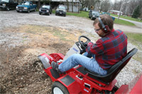 "<a href=""/press/?iid=1737"" class=""presslink"">Enlarge Picture/Press Link</a>High visibility :: 3000 series Ventrac tractors offer a high visible for front end attachments."