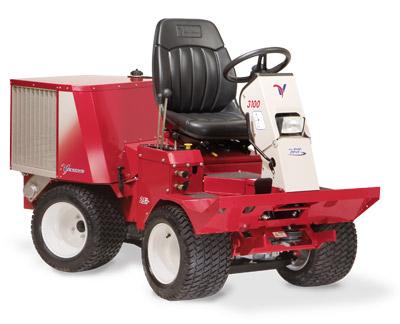 Ventrac 3100 Compact Tractor - 21hp Ventrac 3000 series tractor.
