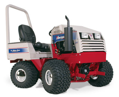 Ventrac 4000 series - Street Rod Edition