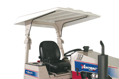 Ventrac 4000 series - Canopy