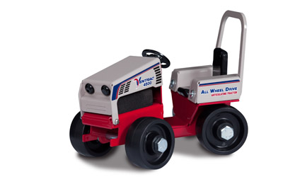Ventrac 4500 Collectible Scale Model side view