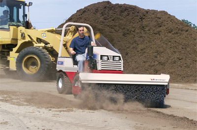 Ventrac 4000 series - Power Broom