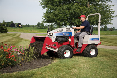 Ventrac 4000 series - Power Bucket