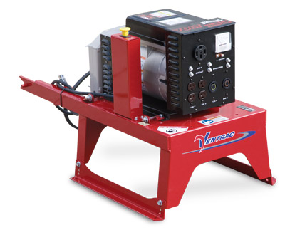 Power Generator for the Ventrac 4500 - Waterproof enclosure and lightweight design