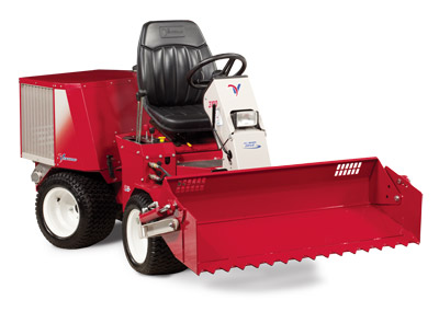 Ventrac 3000 series - (Shown with HJ480)