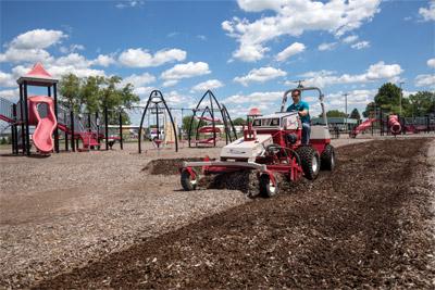 Ventrac 4500 Repairs Playground