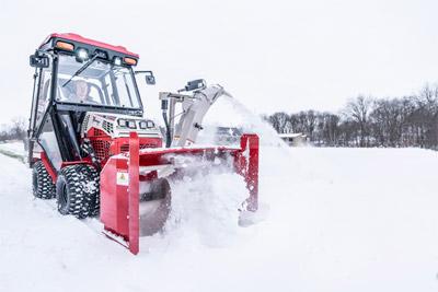 Ventrac Snow Blower