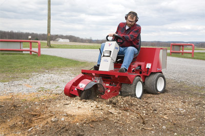 Ventrac 3000 Series - Stump Grinder