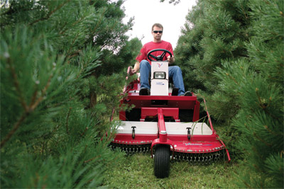 Ventrac LQ450 Field Mower