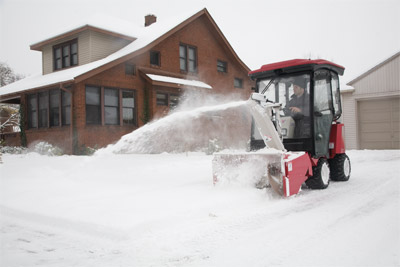 Ventrac 3000 Series - Snowblower