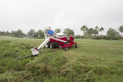 MA900 cutting in ditches