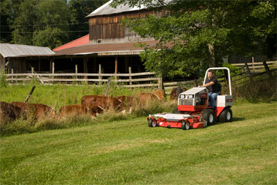 Ventrac 4000 series - Mower Deck