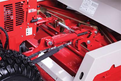 Hydraulic Flip Up Kit