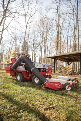 Ventrac 4500 Maintaining Property with RV602