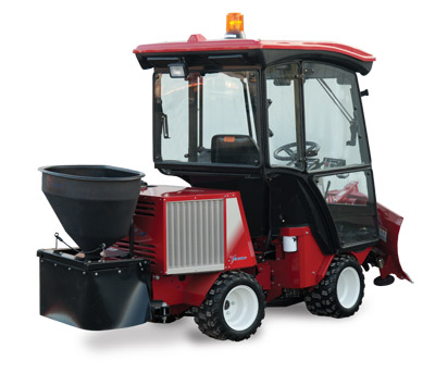 Ventrac 3000 Series - Snow Package