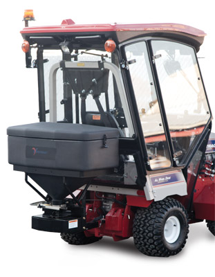 Ventrac 4000 series - Spreader