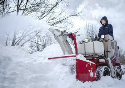 SSV Snow Blower