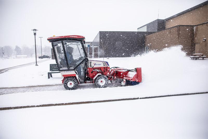 kj520 Tractor