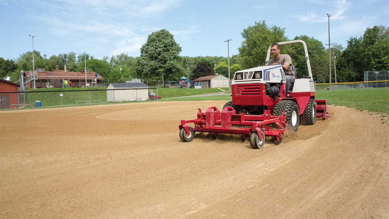 Ballpark Groomer and Renovator, Infield drag and much more