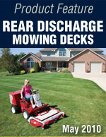 Rear Discharge Finish Mowers