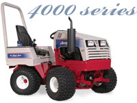 4000 series compact tractor