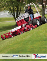 New Ventrac 4500 Handout