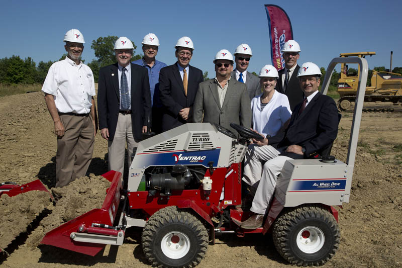 Speakers and Ventrac Administration