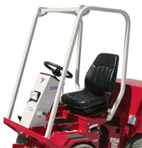 Ventrac Roll Cage & Seat Belt 70.3015