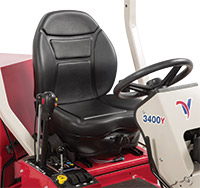 Ventrac Suspension Seat 70.3040