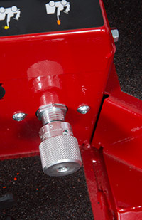 Ventrac Front Hitch Lock Valve 70.3042