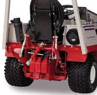 Ventrac Three-Point Hitch 70.4100
