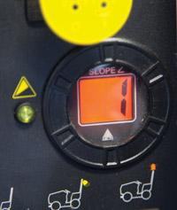 Ventrac Slope Indicator 70.4112