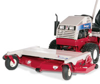 Ventrac Mowers - Side Discharge 72\
