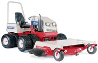 Ventrac Mowers - Side Discharge HMHP