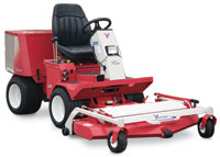 Ventrac Mowers - Rear Discharge LK520