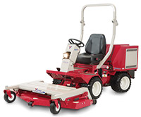 Ventrac Mowers - Side Discharge LM