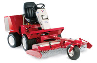 Ventrac Mowers - Field  LQ450