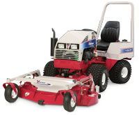 Ventrac Mowers - Rear Discharge MC600