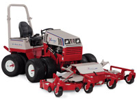 Ventrac Mowers - Contour Deck MJ840