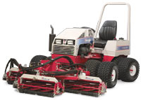 Ventrac Mowers - Reel  MR740